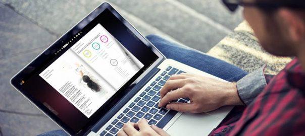 online magazine creator